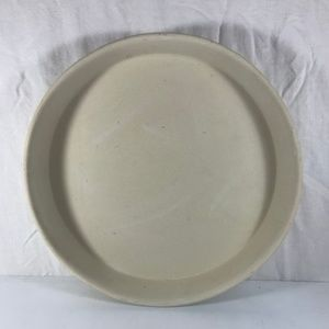 "Pampered Chef 11"" Round Stoneware Baker Pie Pan"